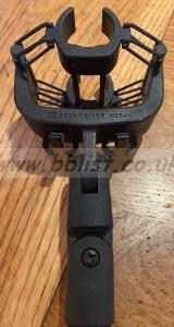 Sennheiser MZS 40 Shock Mount, Double Insert Adjustment