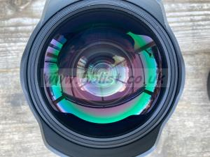 14mm Sigma Cine Prime EF T2