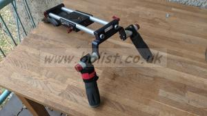 SHAPE SHOULDER MOUNT FOR CANON C300 (AND OTHERS)