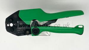 Ratchet BNC Crimp Tool