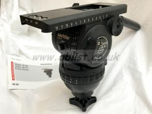 Sachtler Video 20 S2 Fluid Tripod Head 100mm bowl