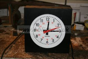 Leitch N2031 Timecode clock