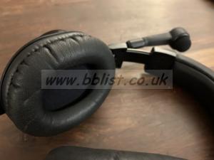 Clear-Com CC-400-X4 Double-Ear Headset 4-pin Female XLR