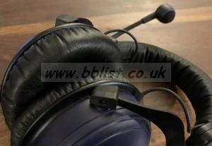 Beyerdynamic DT790 Double-Ear Headset with 4-pin Female XLR
