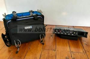 Sound Devices 664 mixer recorder with Orca OR-32 bag