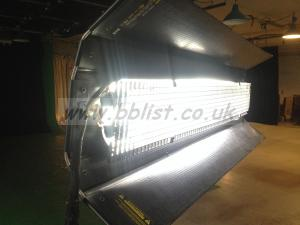 Kino Flo lighting 2 bank 2 feet