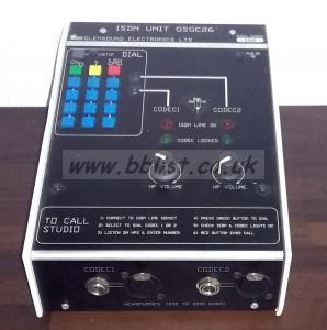 Glenssound GSGC26 ISDN Codec
