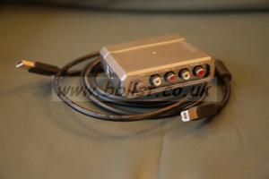 Behringer USB Phono Interface