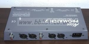 Alice Promatch 2 Audio interface unit