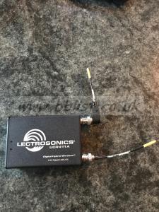 Lectrosonics UCR411A Full Diversity Radio MIc Receiver