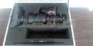 Canon J11a X 4.5 B4 2/3 IFXS DD IRSD Wide Angle Lens