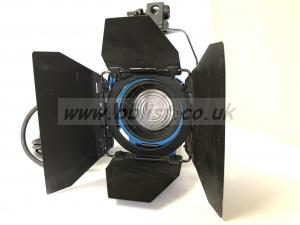 ARRI Junior 300W Plus - Tungsten Fresnel Spotlight + Extras