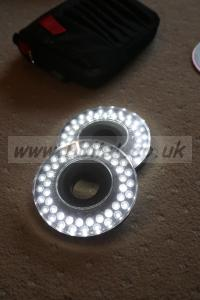 2 LED Rotolight RL48-Bs Ringlights