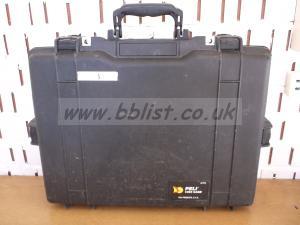 Peli 1495 Case - Well Used. (Case 1)
