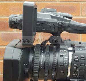 HC-X1000 4K Camcorder Bundle | Only 87 Hours on Clock