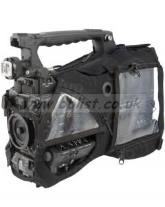 Frog skin camera cover for PMW 350/500