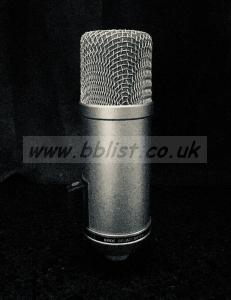 RODE Broacaster Microphone