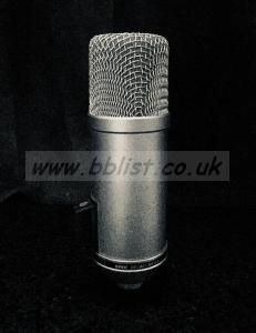 RODE Broacaster Microphone