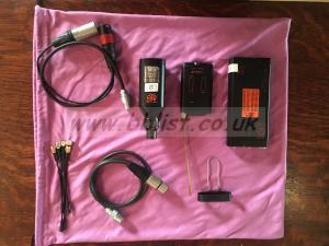 Audio Limited 2040. RX , mini tx , plug on