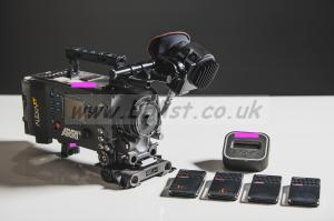 ARRI Alexa XT Camera, 4X512GB Codex XR, FSND Filter Set