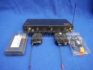 Audio Ltd. 2040 3 way rack & 2 x tx/rx