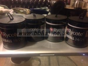 Rycote BaseBall X4(2 for Sennheiser MKH50 & 2 for 8050 )New