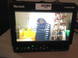 Monitor video LCD Marshall 7 inches HDMI screen camera