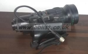 Fujinon A13x6.3BERM-SD Wide Broacast B4 2/3
