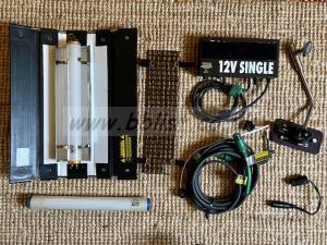 Kino Flo Single 12 volt lighting kit