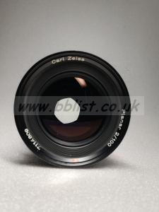 Zeiss 100 mm T 2.1 PL mount