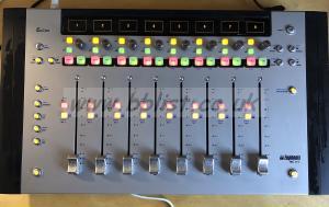 Euphonix MC MIX (AVID Artist Mix) 8 fader Control surface