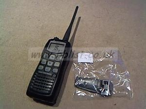 Icom Marine handheld  radio  IC-M35