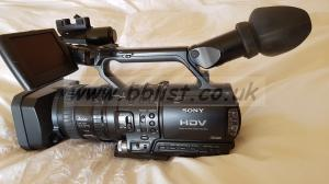 Sony HVR-Z1E PAL&NTSC Professional camcorder