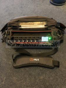 Sound Devices 664 with Bag, XLR output tails & NP1 shoe