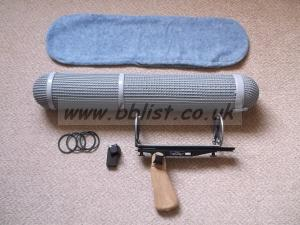 Rycote Blimp Windshield + Accessories (1980s vintage?)