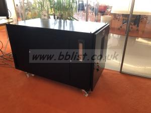Usystems Uspace Sound Proof Server Cabinet