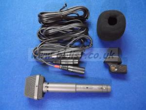 Audio Technica AT825 Vintage One Point Stereo Microphone XY