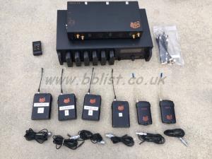 Audio Ltd radio mic package