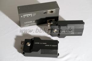 Seviced AATON XTR PROD Super 16 mm Camera Kit Aaton Cha-3 charger for 12v NiCAD & NiMH Batteries.