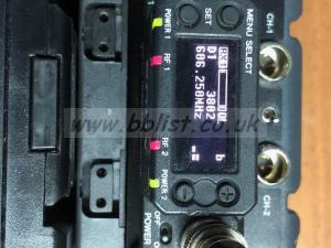 Wireless Receiver Sony