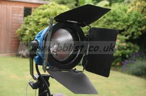 ARRI LITE 650w OPEN FACE