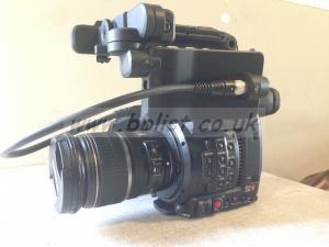 Canon EOS C200 professionnal video caméra