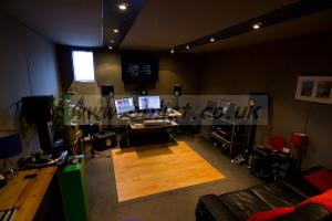 Blue Sky Pro Desk 5.1 surround speakers