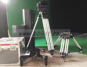 O'connor 2575D head with set of tripods