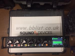 Sound Devices SD688 Recorder