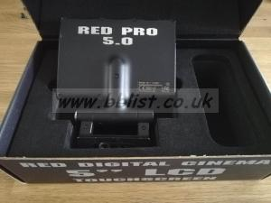 RED PRO LCD 5""