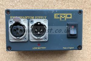 EMO E720 48v Phantom Power Supply