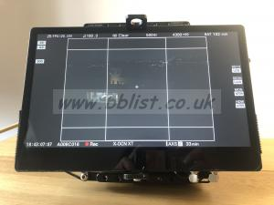 "12"" Monitor Lilliput A12 With monitor cage"