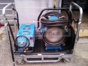 LTM LUXARC 4000 HMI, WITH MAGNETIC BALLAST