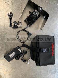 Teletest SD/SD SDI wireless monitor system